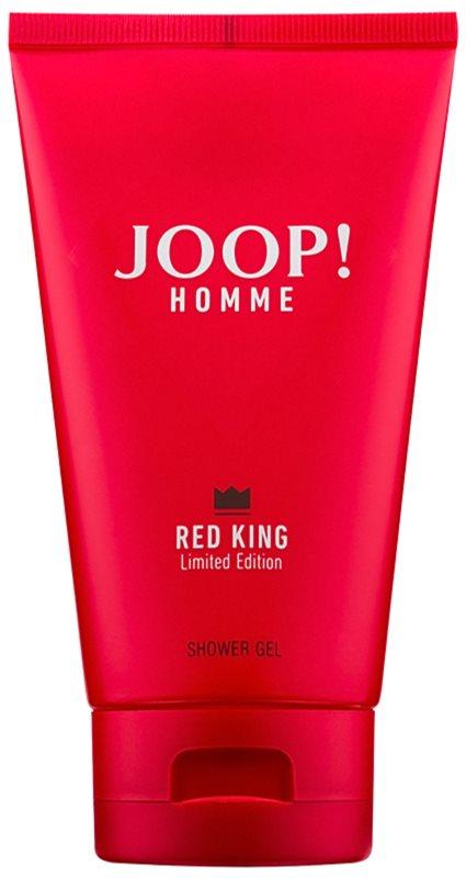 JOOP! Homme Red King Shower Gel for Men 150 ml