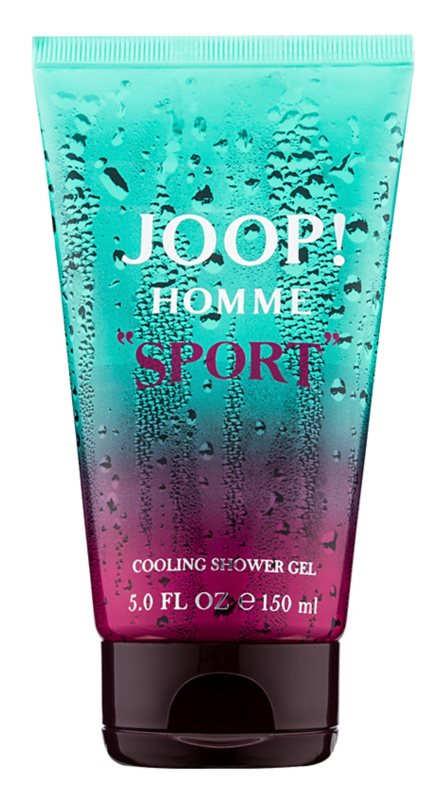 JOOP! Homme Sport Shower Gel for Men 150 ml