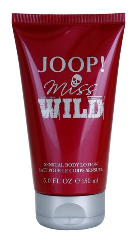 JOOP! Miss Wild Body Lotion for Women 150 ml