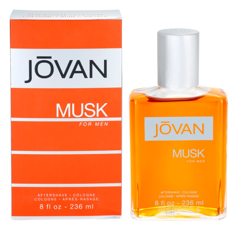 Jovan Musk After Shave Lotion for Men 236 ml