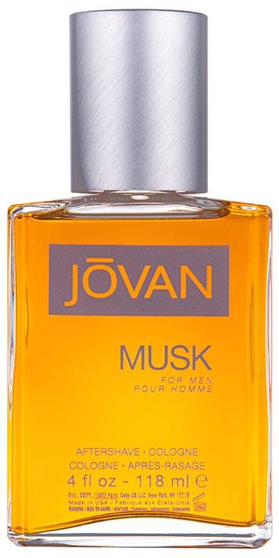 Jovan Musk After Shave Lotion for Men 118 ml