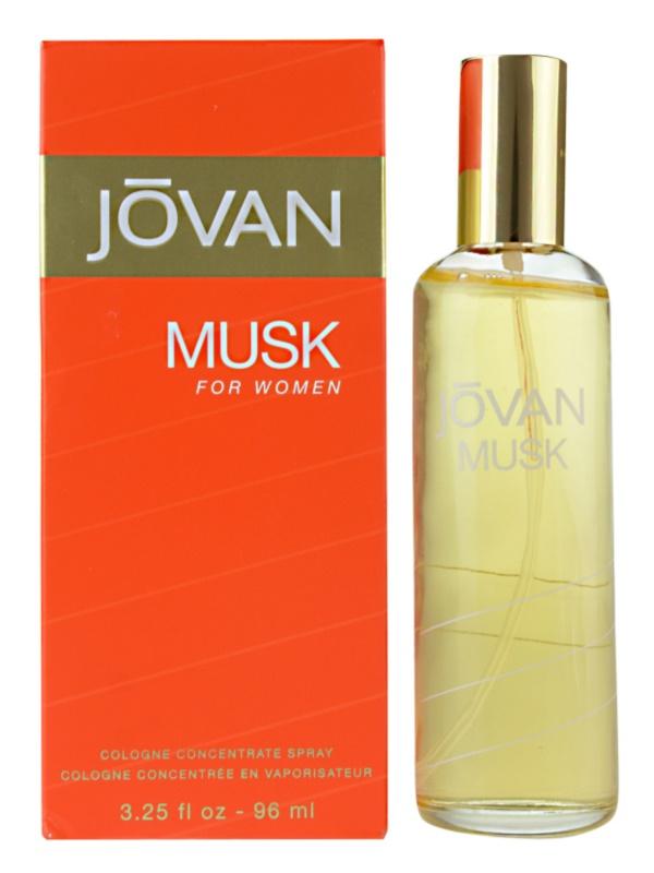 Jovan Musk Eau de Cologne für Damen 96 ml