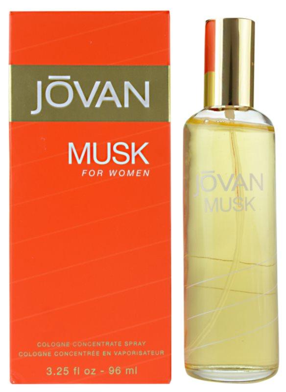 Jovan Musk eau de cologne pentru femei 96 ml