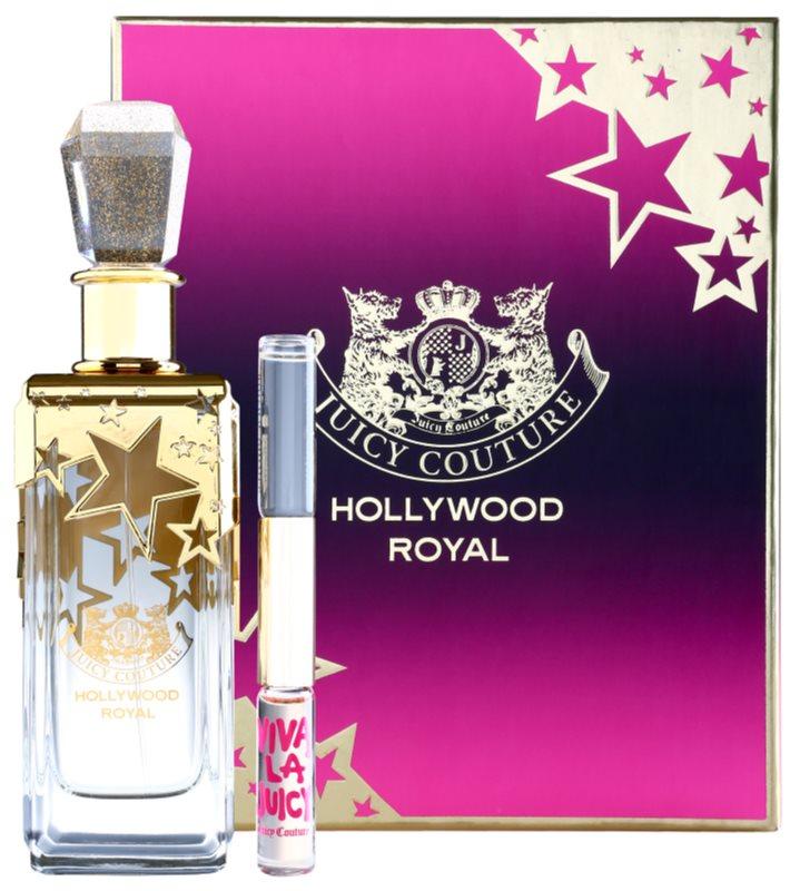 Juicy Couture Hollywood Royal dárková sada