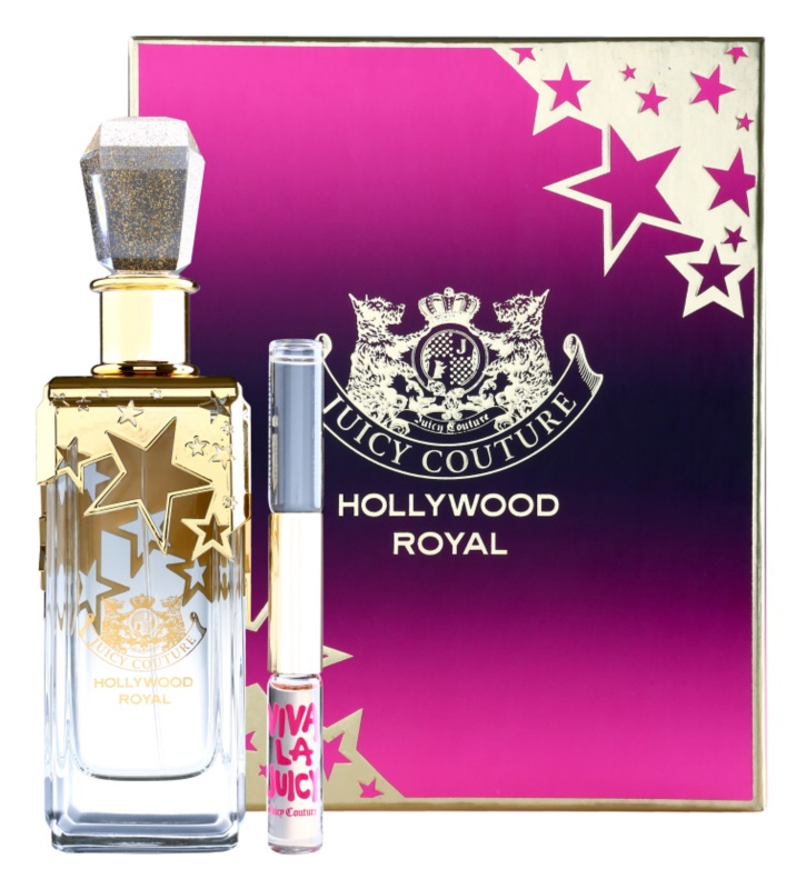 Juicy Couture Hollywood Royal Geschenkset