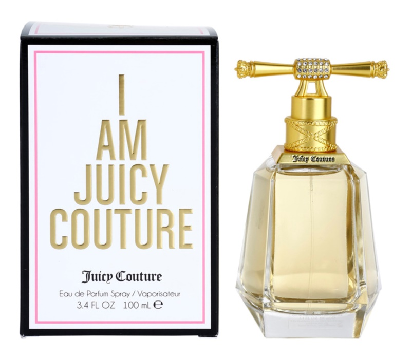 Juicy Couture I Am Juicy Couture Eau de Parfum voor Vrouwen  100 ml