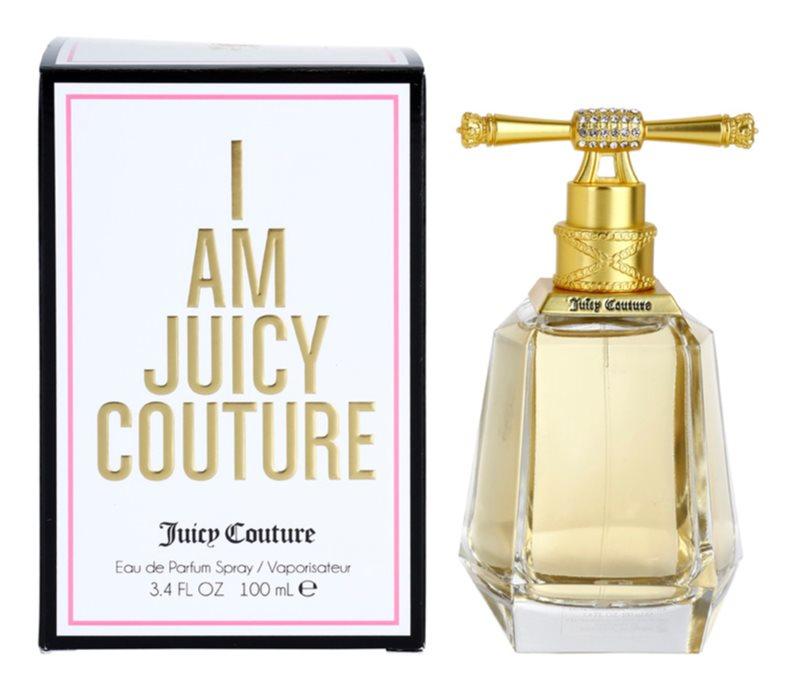 Juicy Couture I Am Juicy Couture parfumska voda za ženske 100 ml