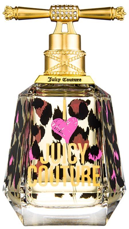 Juicy Couture I Love Juicy Couture Eau de Parfum für Damen 100 ml