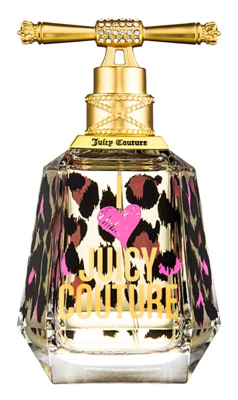 Juicy Couture I Love Juicy Couture parfémovaná voda pro ženy 100 ml