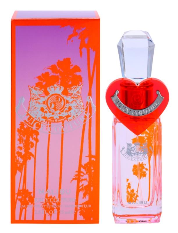 Juicy Couture Couture Malibu Eau de Toilette for Women 75 ml