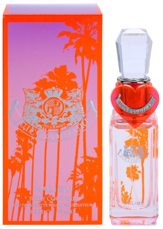 Juicy Couture Couture Malibu eau de toilette pour femme 40 ml