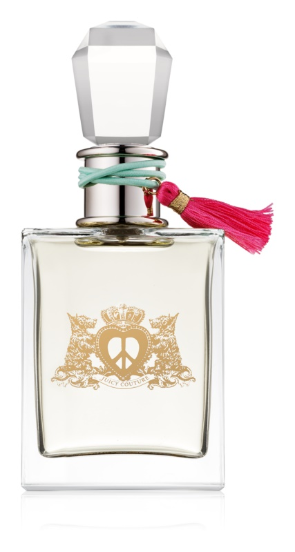 Juicy Couture Peace, Love and Juicy Couture eau de parfum para mujer 100 ml