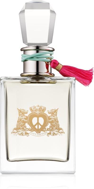 Juicy Couture Peace, Love and Juicy Couture eau de parfum pour femme 100 ml