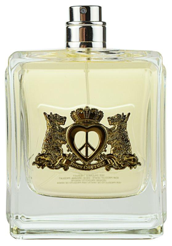 Juicy Couture Peace, Love and Juicy Couture eau de parfum teszter nőknek 100 ml