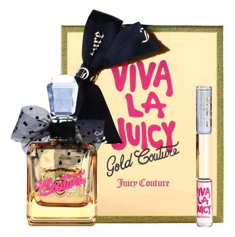 Juicy Couture Viva La Juicy Gold Couture darčeková sada II.