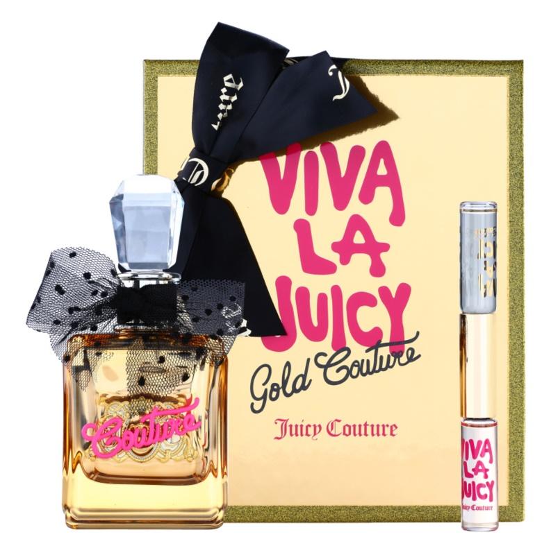 Juicy Couture Viva La Juicy Gold Couture Geschenkset II.