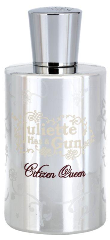 Juliette has a gun Citizen Queen Eau de Parfum para mulheres 100 ml