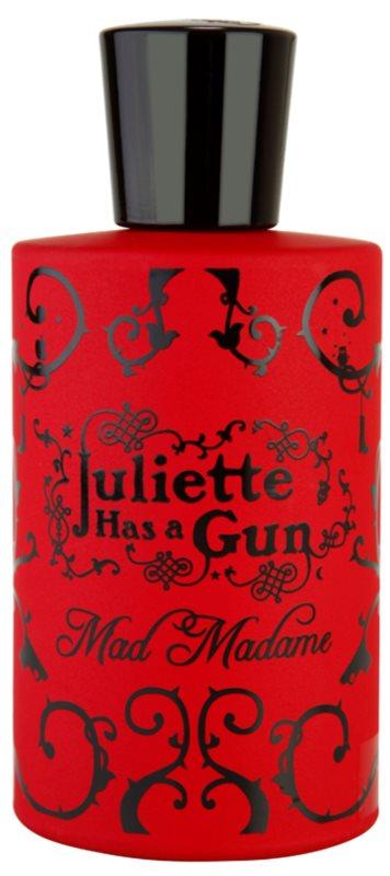Juliette has a gun Juliette Has a Gun Mad Madame Parfumovaná voda tester pre ženy 100 ml