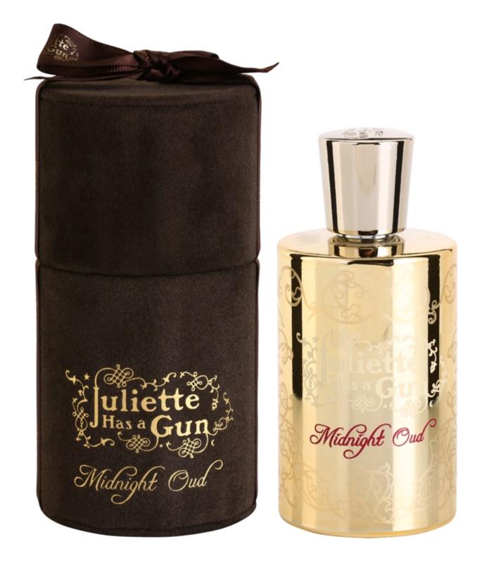 Juliette has a gun Juliette Has a Gun Midnight Oud Eau de Parfum voor Vrouwen  100 ml