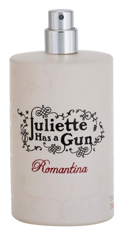 Juliette Has a Gun Romantina parfémovaná voda tester pro ženy 100 ml