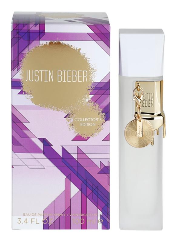 Justin Bieber Collector eau de parfum nőknek 100 ml