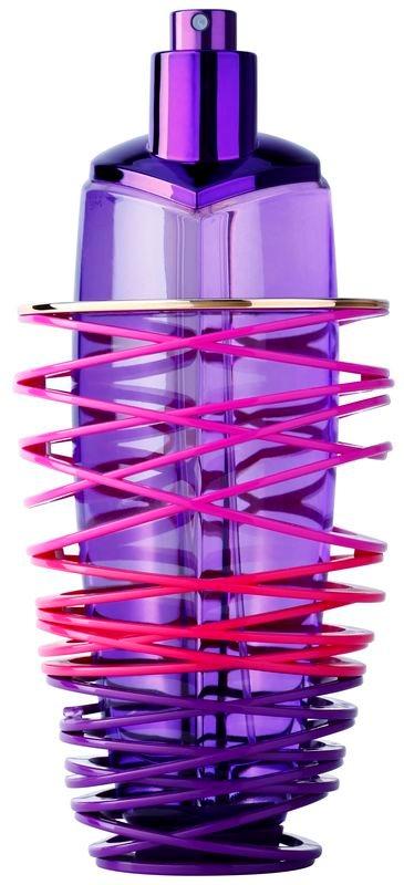 Justin Bieber Girlfriend eau de parfum teszter nőknek 100 ml doboz nélkül