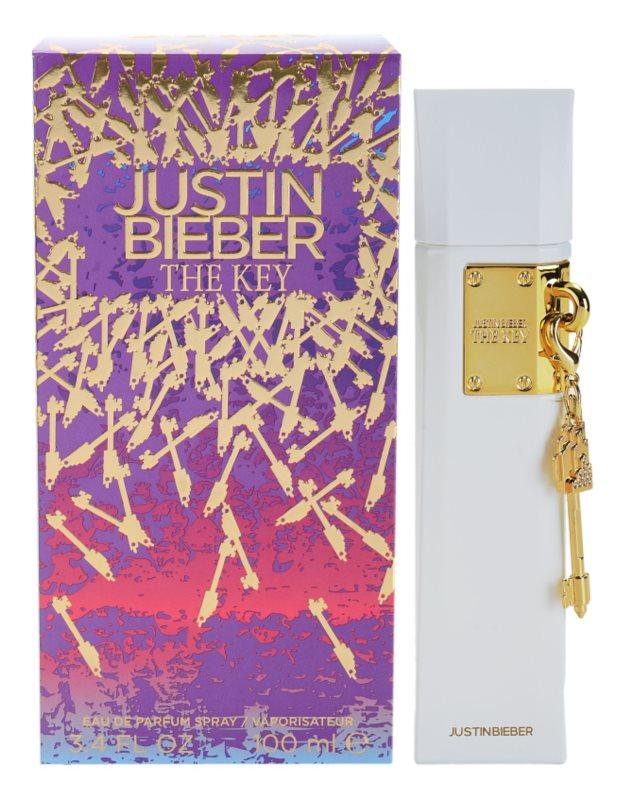 Justin Bieber The Key парфумована вода для жінок 100 мл