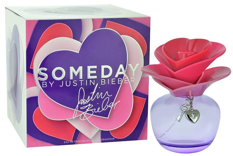 Justin Bieber Someday eau de parfum per donna 100 ml