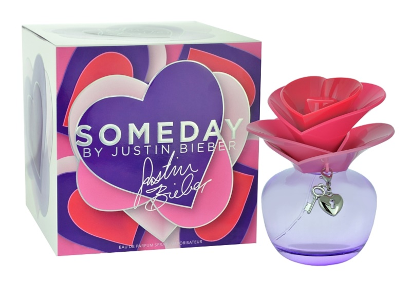 Justin Bieber Someday eau de parfum per donna 100 ml