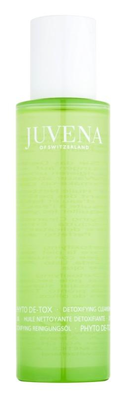 Juvena Phyto De-Tox detoxikační čisticí olej