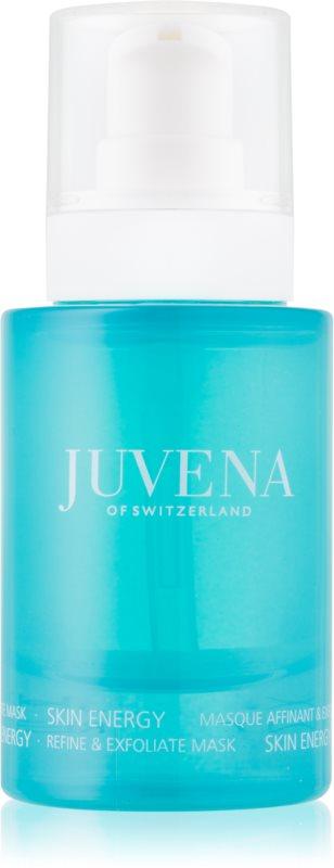 Juvena Skin Energy exfoliačná maska pre rozjasnenie a vyhladenie pleti
