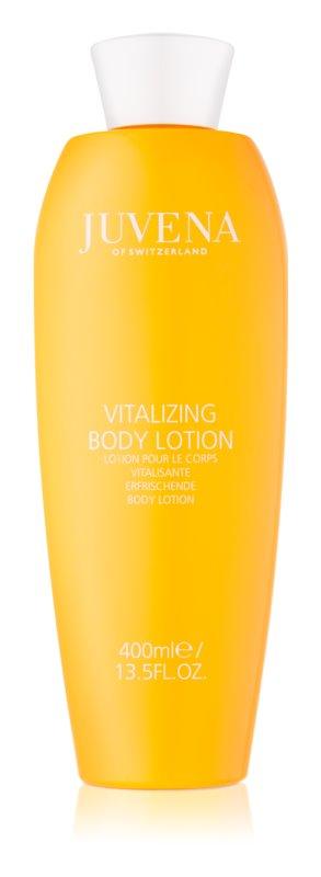 Juvena Vitalizing Body tělové mléko pro ženy 400 ml