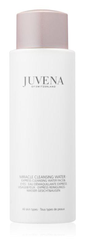Juvena Miracle odličovací voda na obličej a oční okolí