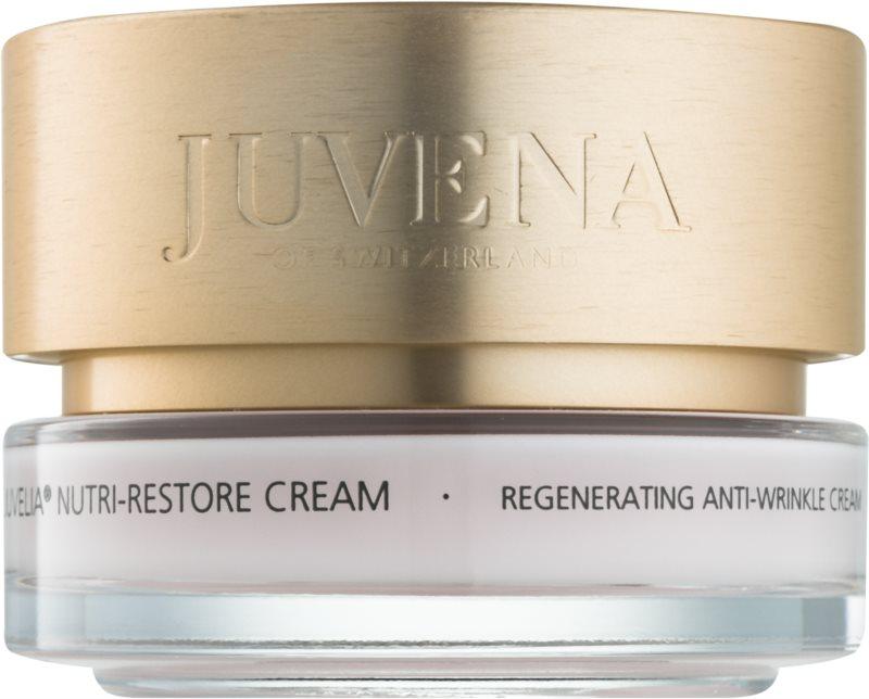Juvena Juvelia® Nutri-Restore regeneracijska krema proti gubam