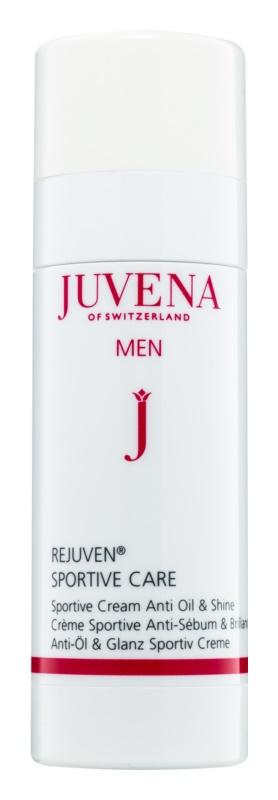 Juvena Rejuven® Men ľahký pleťový krém pre mastnú pleť