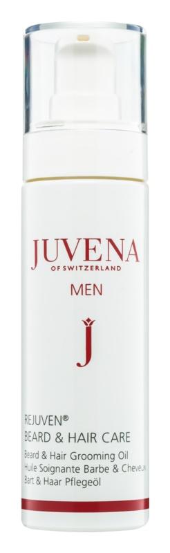 Juvena Rejuven® Men vyživujúci olej na vlasy a fúzy