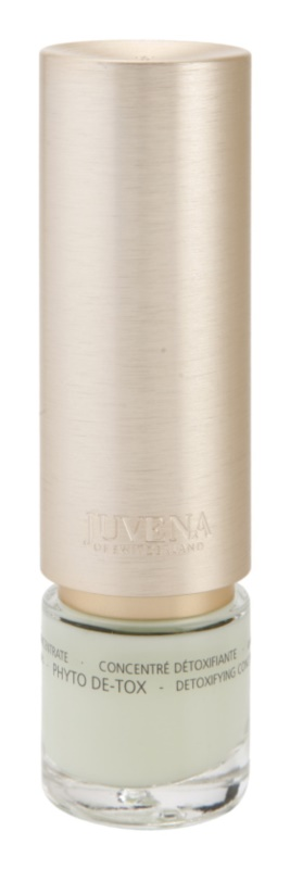 Juvena Phyto De-Tox Detoxifying Concentrate For Radiance And Hydration