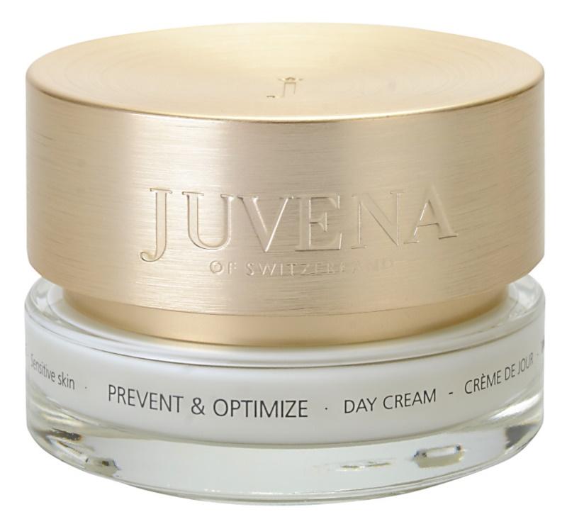 Juvena Prevent & Optimize denní zklidňující krém pro citlivou pleť