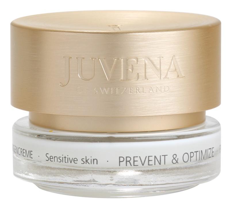 Juvena Prevent & Optimize očný protivráskový krém pre citlivú pleť