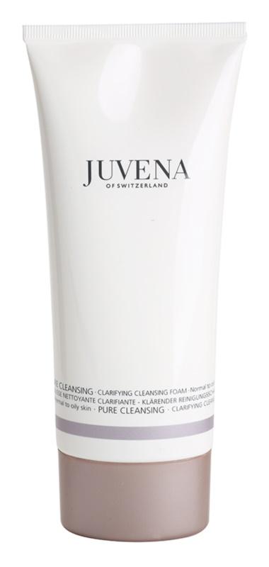Juvena Pure Cleansing čistilna pena za normalno do mastno kožo