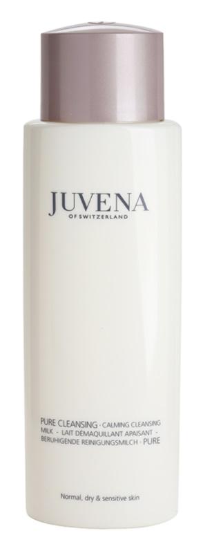 Juvena Pure Cleansing čisticí mléko pro normální až suchou pleť