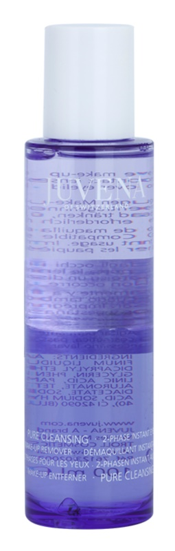 Juvena Pure Cleansing Bi-Phase Makeup Remover For Sensitive Eyes
