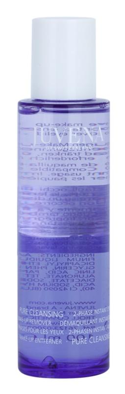 Juvena Pure Cleansing kétfázisú sminklemosó érzékeny szemre