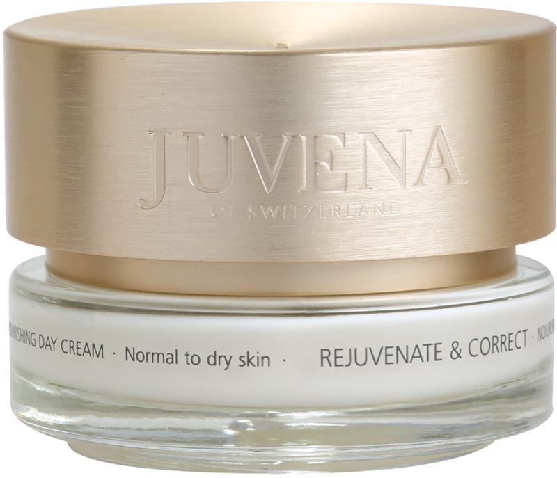 Juvena Skin Rejuvenate Nourishing Nourishing Day Cream For Normal To Dry Skin