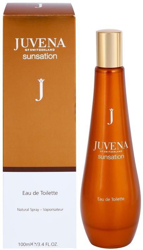 Juvena Sunsation Eau de Toilette for Women 100 ml