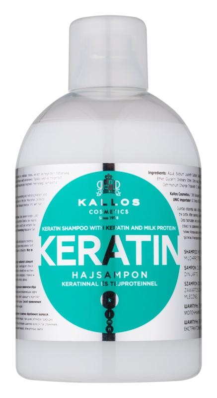 Kallos KJMN sampon cu keratina