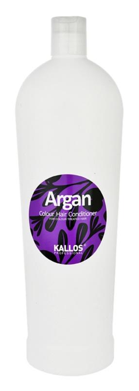 Kallos Argan kondicionér pre farbené vlasy
