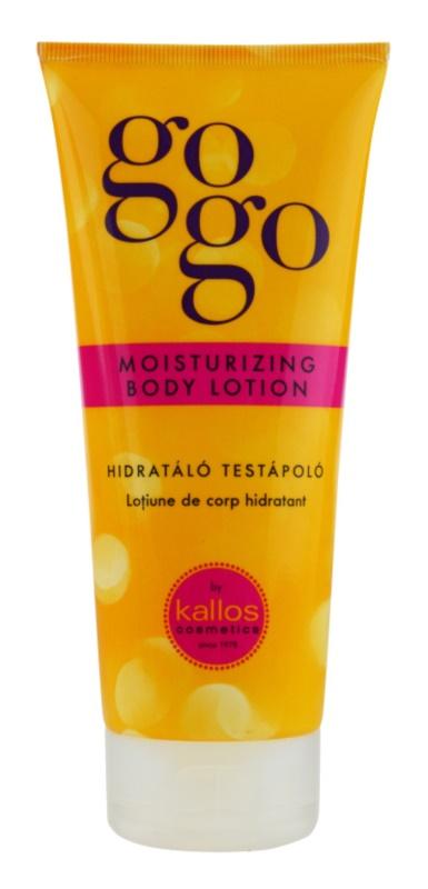 Kallos Gogo hydratační tělové mléko