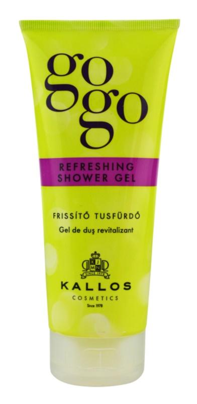 Kallos Gogo osvěžující sprchový gel