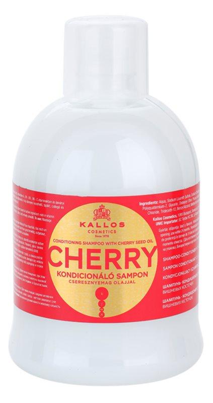 Kallos KJMN hydratisierendes Shampoo für trockenes und beschädigtes Haar